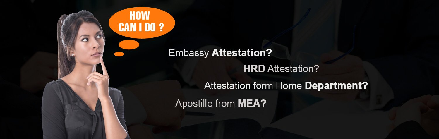 Certificate Attestation Service, Qatar Embassy Attestation
